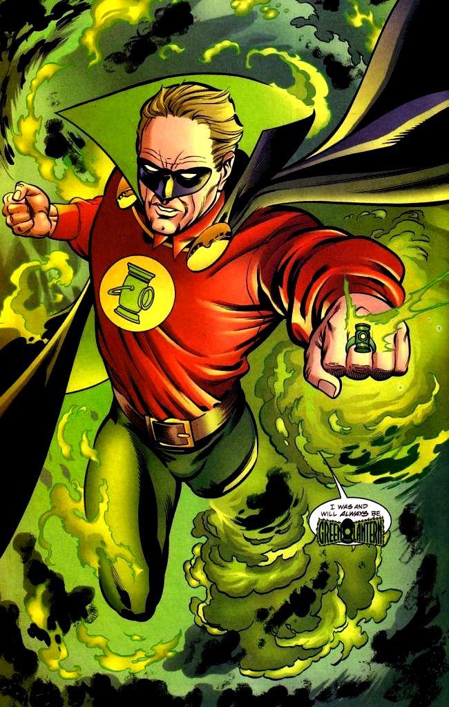 Green Lantern Alan Scott 0003