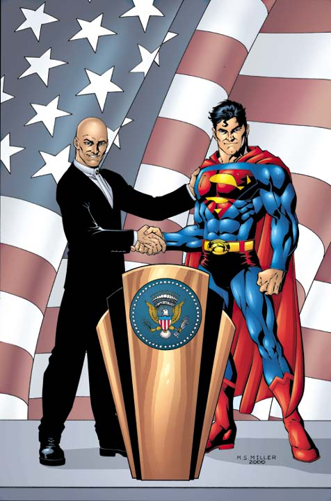 superman for president In this age of political turmoil and global unrest, we need a leader who will command authority and strike fear into the hearts of our enemies the superman for president t-shirt announces the presidential campaign of superman.
