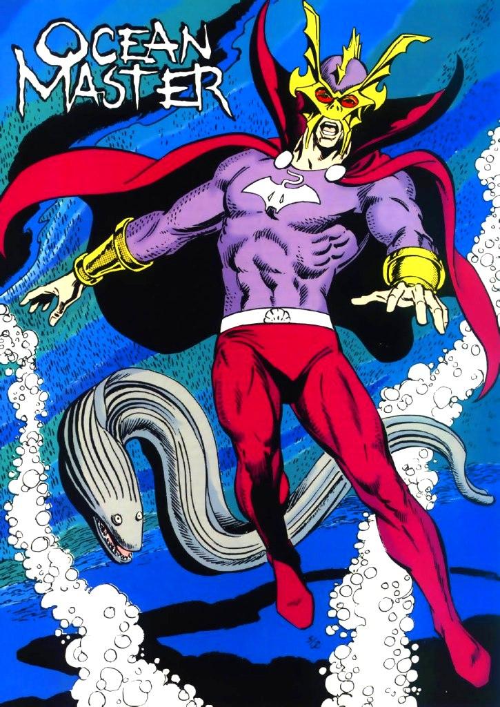 Znalezione obrazy dla zapytania ocean master dc comics first appearance