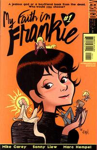 My Faith in Frankie Vol 1 1