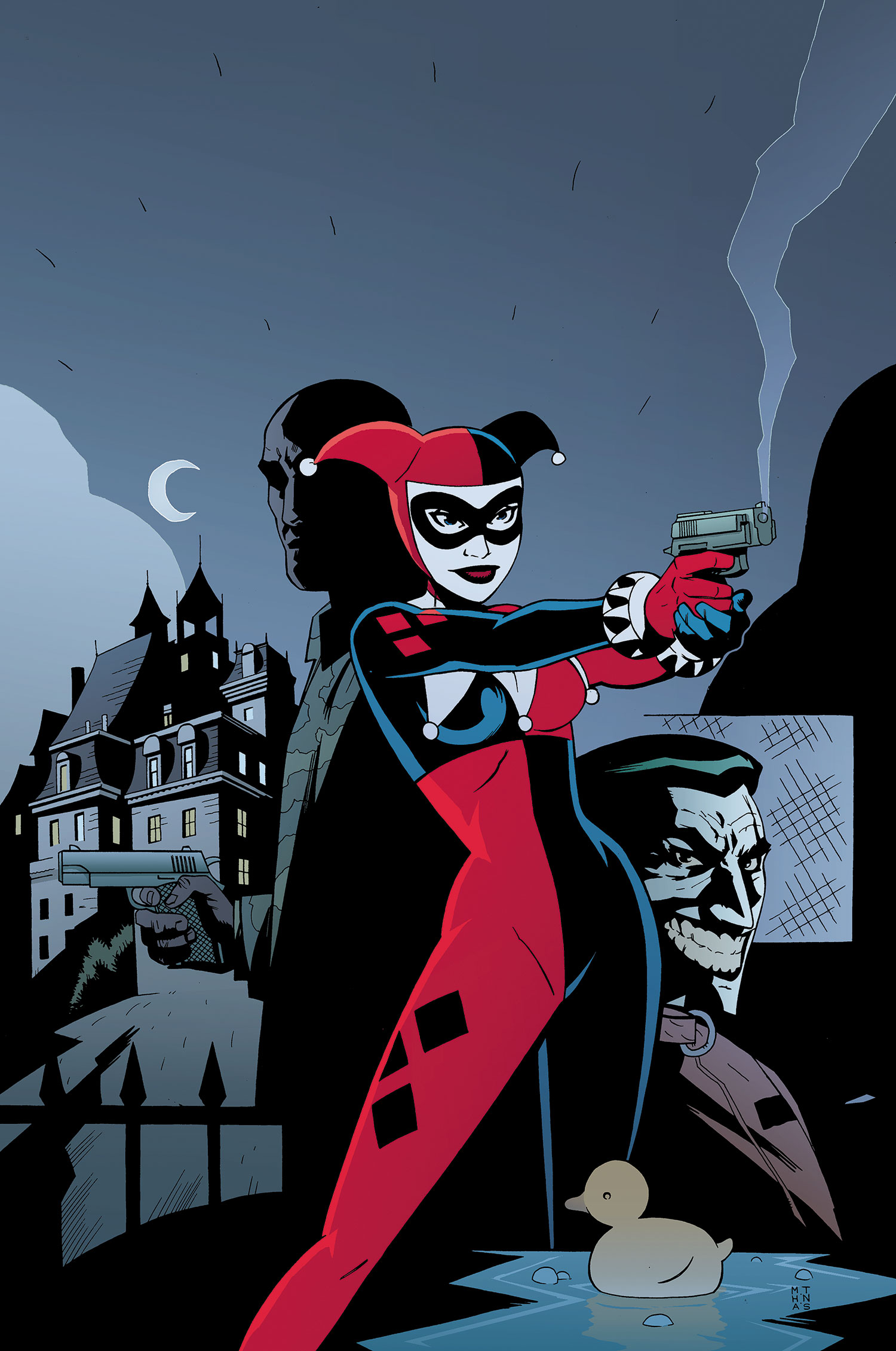 Image result for harley quinn comics
