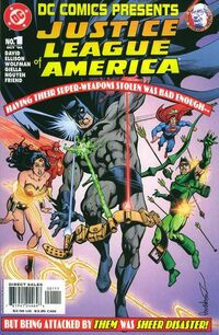DC Comics Presents Justice League of America 1