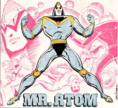 Image result for mister atom