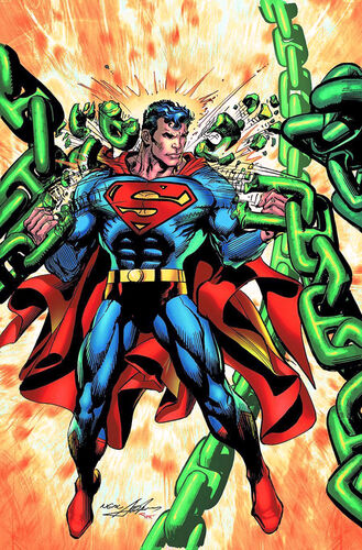 "Textless <a href=""/wiki/Neal_Adams"" title=""Neal Adams"">Neal Adams</a> Variant"