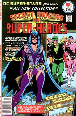 Cover for DC Super-Stars (1977)