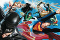 JLA Liberty and Justice Poster