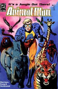 Animal Man 1