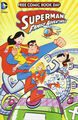 DC Nation FCBD Super Sampler-Superman Family Adventures Flip Book Alt Vol 1 1