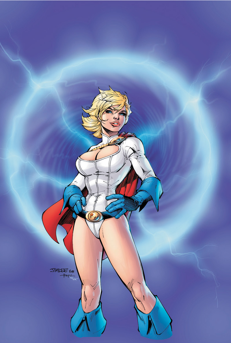 Power Girl 0004