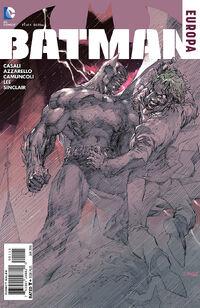 Batman Europa Vol 1 1
