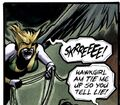 Bizarro Hawkgirl 002