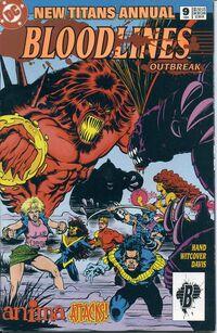 New Titans Annual 9