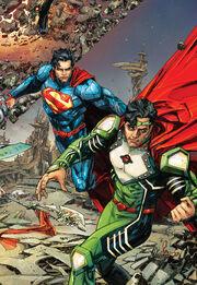 Superman Vol 3 25 Textless
