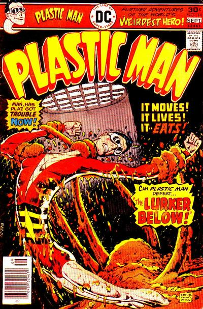 Plastic Man Vol 2 14 Dc Database Fandom Powered By Wikia