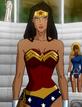Wonder Woman SupermanBatman