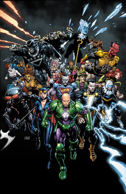 Forever Evil Vol 1 1 Textless