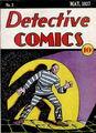 Detective Comics 3