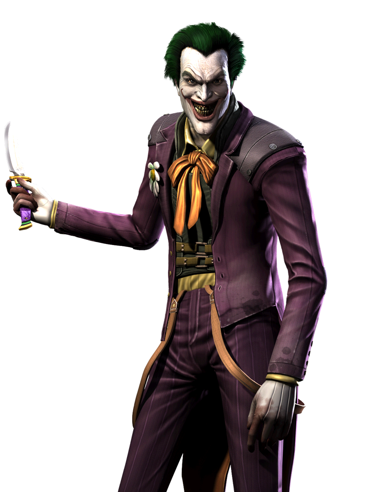 Joker (Injustice Gods Among Us) 001