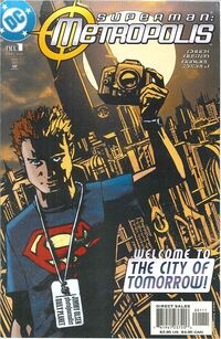Superman Metropolis Vol 1 1