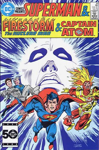 Image result for DC Comics Presents 1986