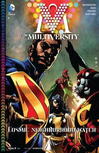 The Multiversity Vol 1 1