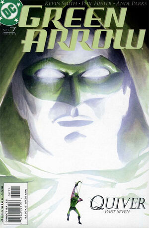 Cover for Green Arrow #7 (2001)