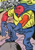 Mister Crabb (Earth-Four) 0001