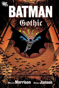 Cover for the Batman: Gothic Trade Paperback