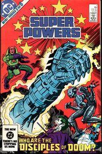 Super Powers Vol 1 1