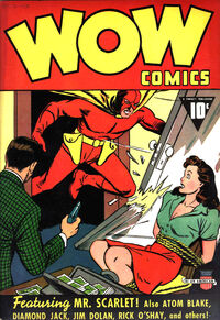 Wow Comics Vol 1 1