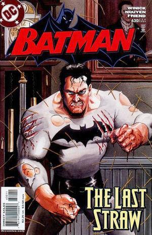 Cover for Batman #630 (2004)