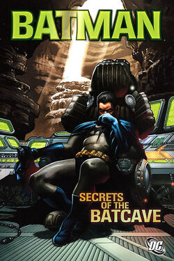 Cover for the Batman: Secrets of the Batcave Trade Paperback