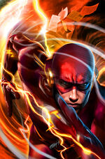 Flash, Barry Allen, New Earth, Modern Age, Post-Crisis