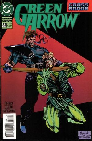 Cover for Green Arrow #82 (1994)