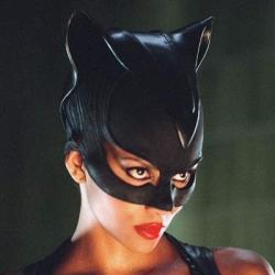 Berry Catwoman mug