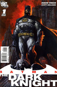 Batman Dark Knight 1A