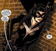 Catwoman Earth 2 001