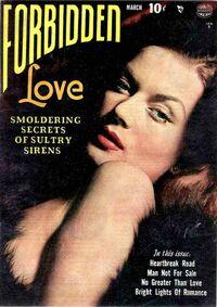 Forbidden Love Vol 1 1