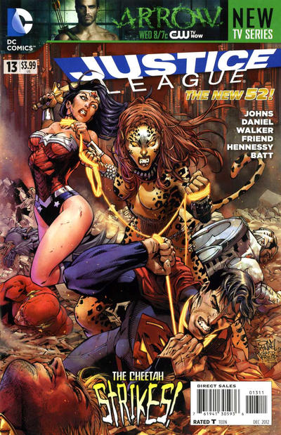 Justice League Vol 2 13 | DC Database | Fandom powered by ...