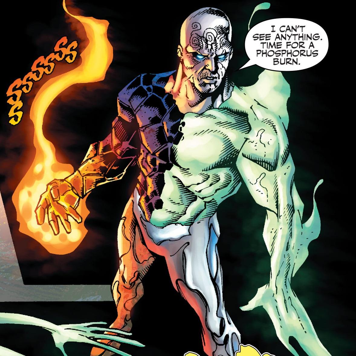 Metamorpho Vol 2 3 | DC Database | Fandom powered by Wikia