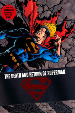 Cover for Superman #1 (2007)