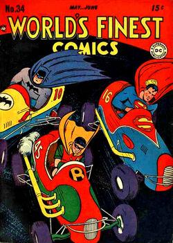 World's Finest Comics 34