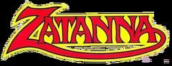 Zatanna Vol 1 logo
