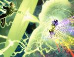 Hal Jordan kills Krona.