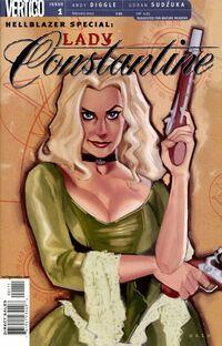 Hellblazer Lady Constantine Vol 1 1