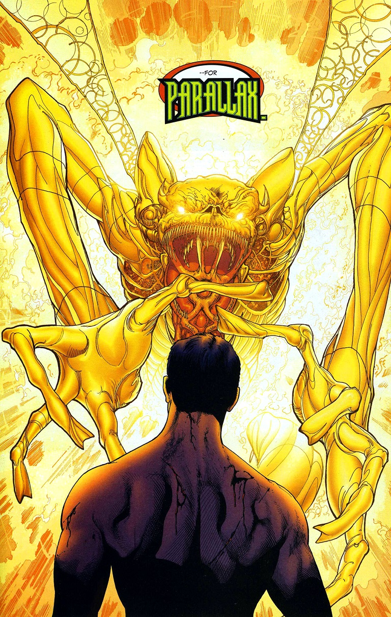 Parallax (New Earth) | DC Database | Fandom powered by Wikia
