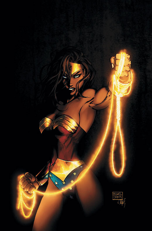 Image result for image of wonder woman with her golden lasso