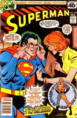 Cover for Superman #330 (1978)
