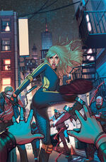 Black Canary, Dinah Drake, New 52