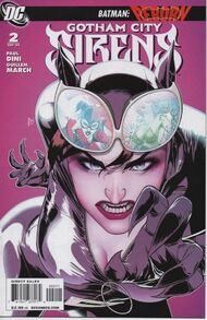 Gotham City Sirens Vol 1 2
